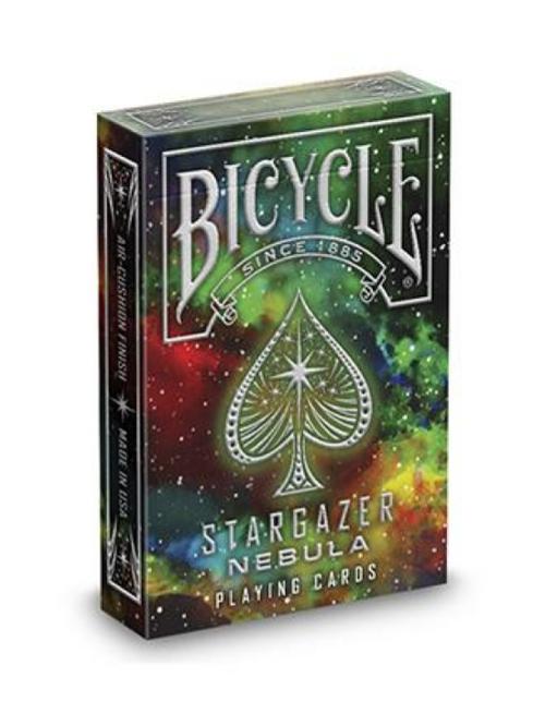 Cards: Bicycle Stargazer Nebula