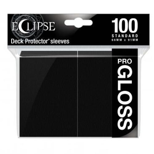Eclipse Jet Black 100ct Gloss Sleeve