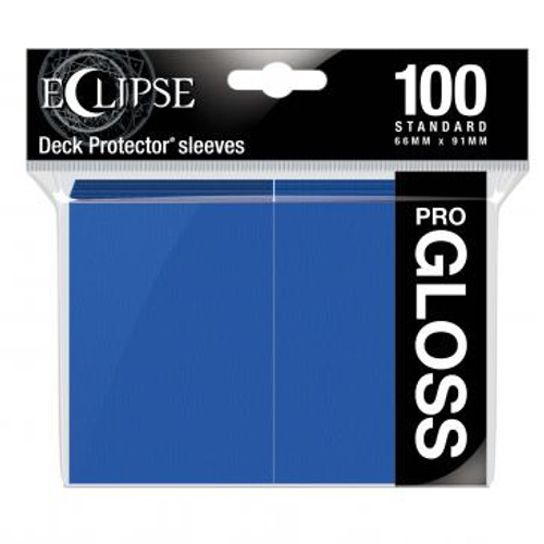 Eclipse Pacific Blue 100ct Gloss Sleeve