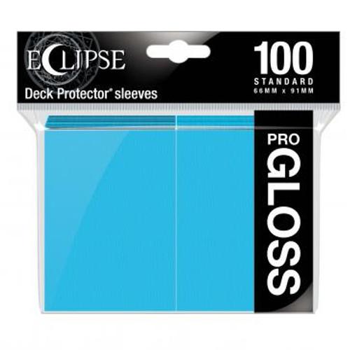 Eclipse Sky Blue 100ct Gloss Sleeve