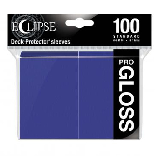 Royal Purple Eclipse Sleeves, Gloss 100ct