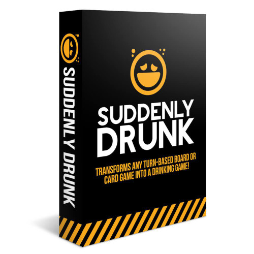 Suddenly Drunk (Sold Out)