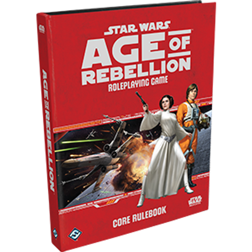 Star Wars: Age of Rebellion, Core Rulebook
