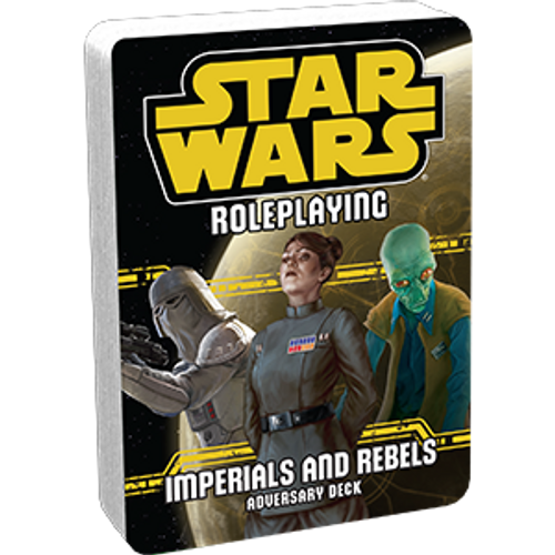Star Wars: Imperials and Rebels (Star Wars RPG Add-On)