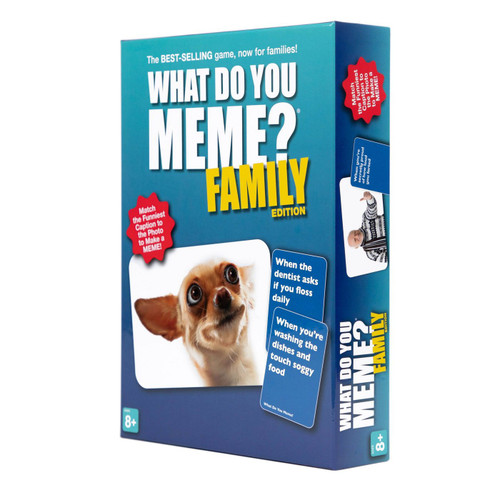 What Do You Meme, Family Edition
