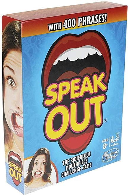 Speak Out - Refresh Version