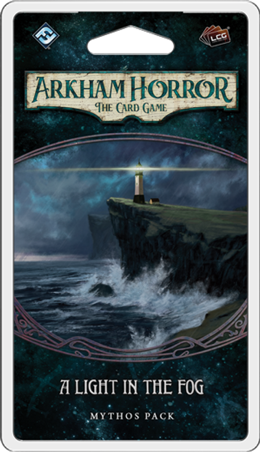 A Light in the Fog, Mythos Pack - Arkham Horror The Card Game (Pre-Order)