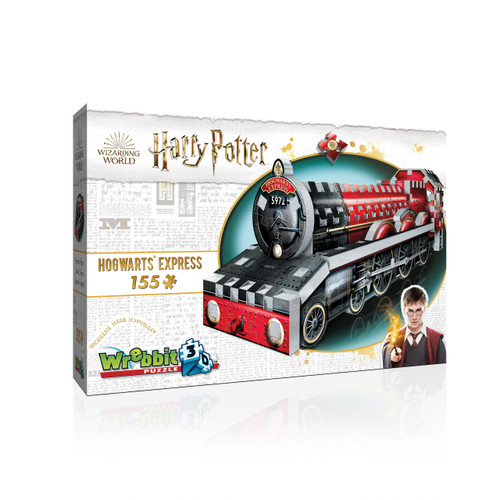 Hogwarts Express, Small, 155pc 3D Puzzle (Pre-Order)