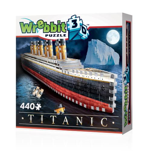 Titanic 3D Puzzle (Sold Out)