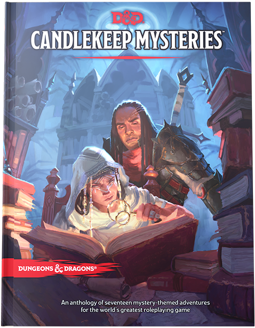 Candlekeep Mysteries—Dungeons & Dragons