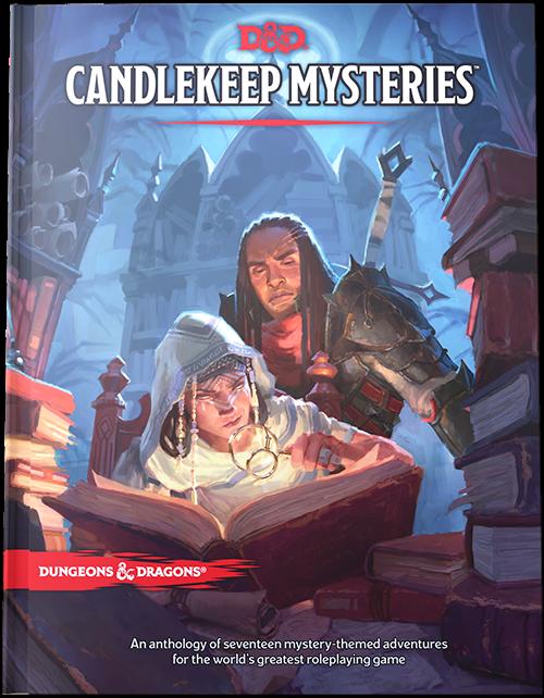 D&D Candlekeep Mysteries (Pre-Order)