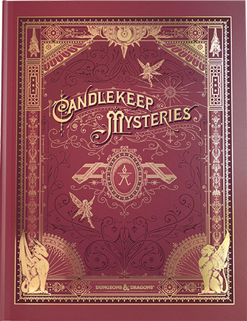Candlekeep Mysteries, Alternate Art Cover—Dungeons & Dragons (Pre-Order)