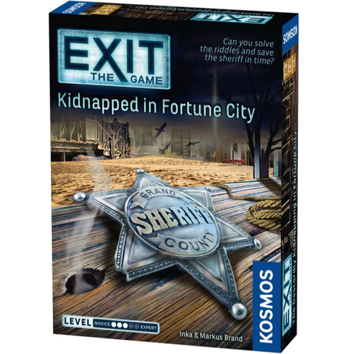 Exit: Kidnapped in Fortune City (On Order)