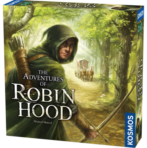 The Adventures of Robin Hood (Sold Out)