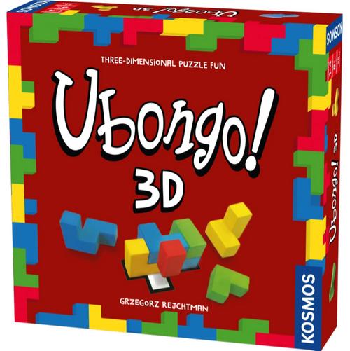 Ubongo 3D (Pre-Order)