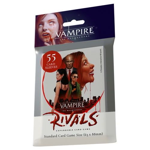 Library Sleeves - Vampire the Masquerade: Rivals (Pre-Order)