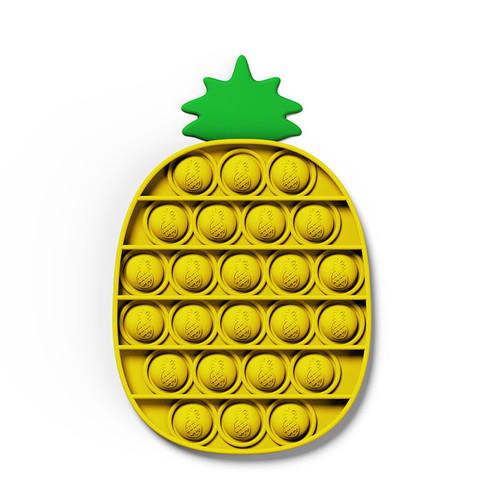 Yellow Pineapple Pop Fidgety