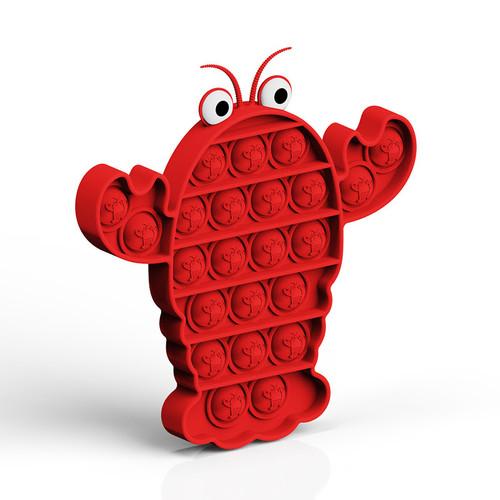Red Lobster Pop Fidgety.