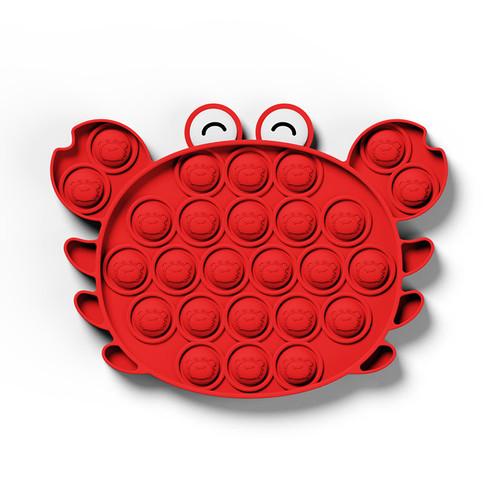 Red Crab Pop Fidgety.