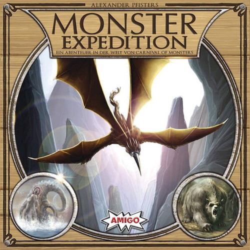Monster Expedition (Pre-Order)