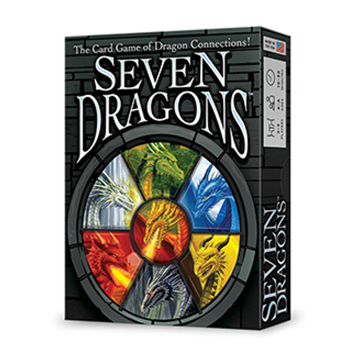 Seven Dragons (Sold Out)