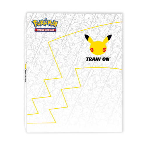 First Partner Collector's Binder—Pokemon TCG (Allocated)
