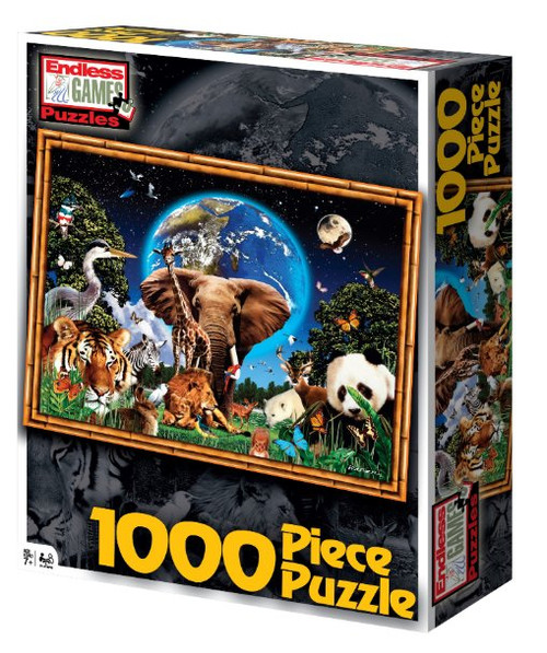 Peace on Earth 1000pc puzzle