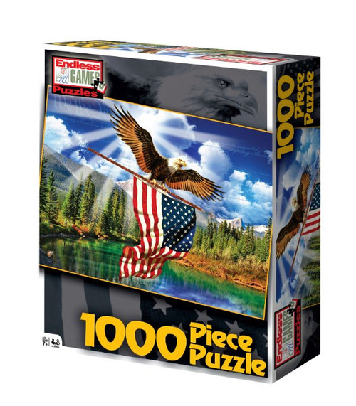 The Patriot 1000pc