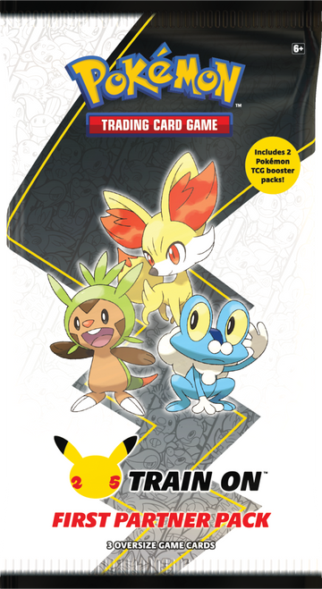 First Partner Pack: Kalos—Pokemon TCG (Sold Out)