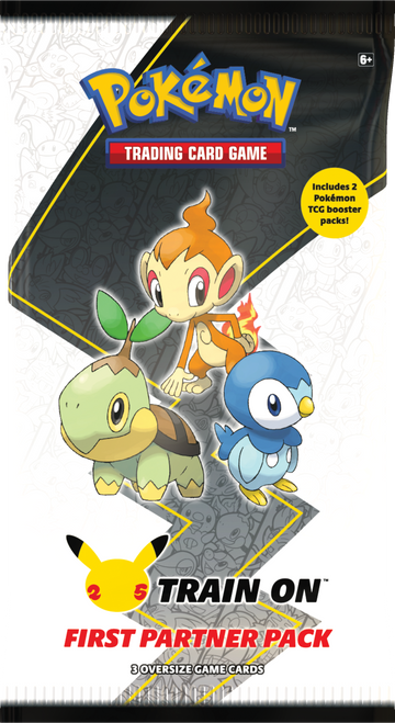First Partner Pack: Sinnoh—Pokemon TCG (Allocated)
