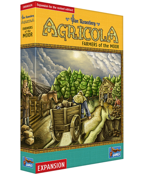 Agricola: Farmers of the Moor box