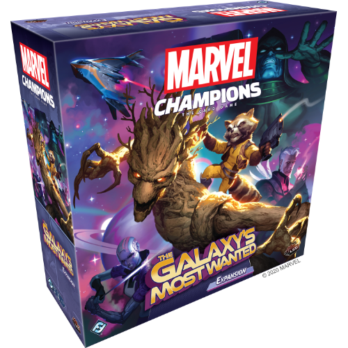 The Galaxy's Most Wanted, Campaign Box - Marvel Champions