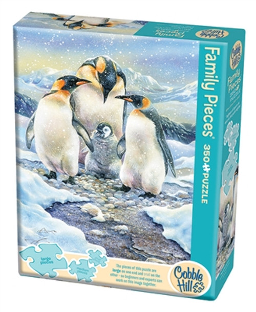 Family Pieces: Penguin Family 350pc
