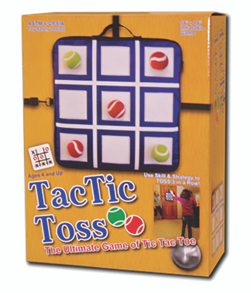 TacTic Toss (Sold Out)
