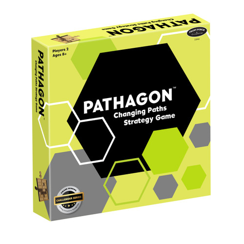 Pathagon Classic (Wooden Pieces)