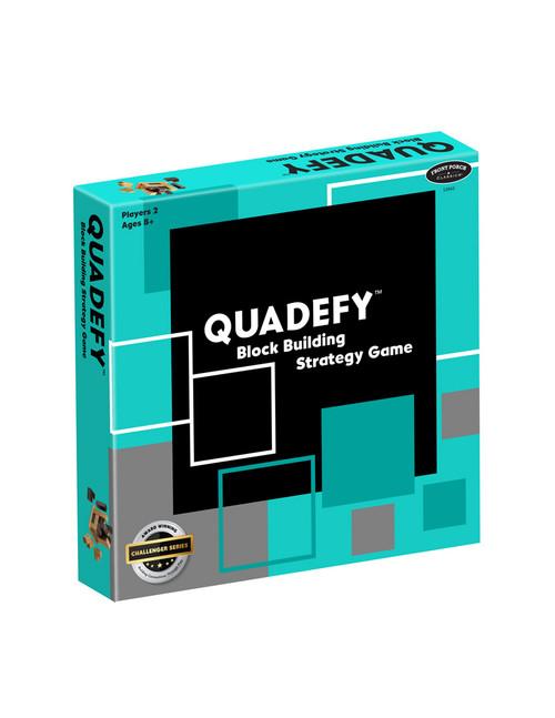 Quadefy Classic (Wooden Pieces)