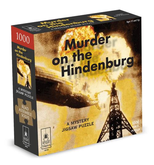 Murder on the Hindenburg Mystery 1000pc (Sold Out)