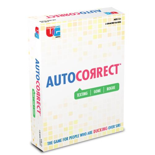 Autocorrect Card Game