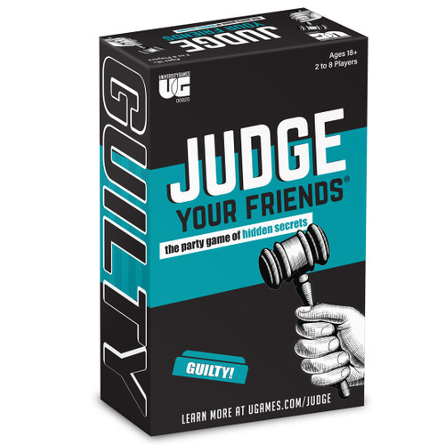 Judge Your Friends, Adult Party Game (Sold Out)