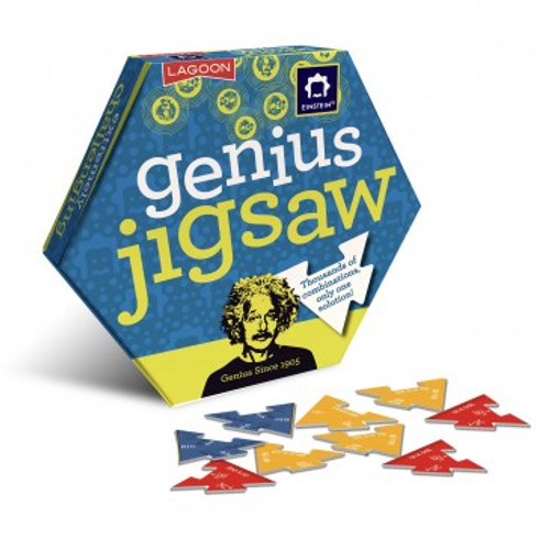 Genius Brainteaser Jigsaw Puzzle (On Order)