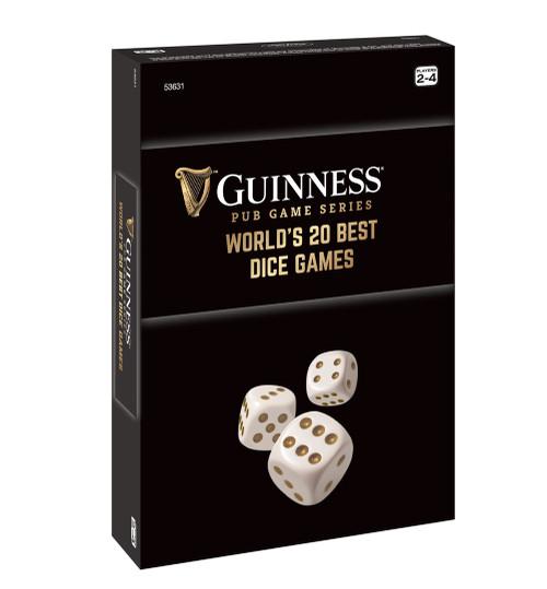 Guinness World's 20 Best Dice Games