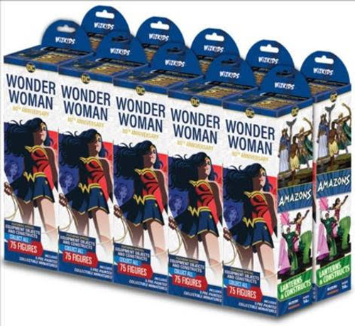 Wonder Woman 80th Anniversary Booster Brick