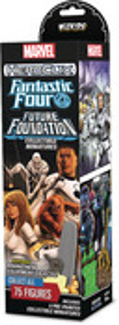 Fantastic Four Future Foundation 5-fig booster box