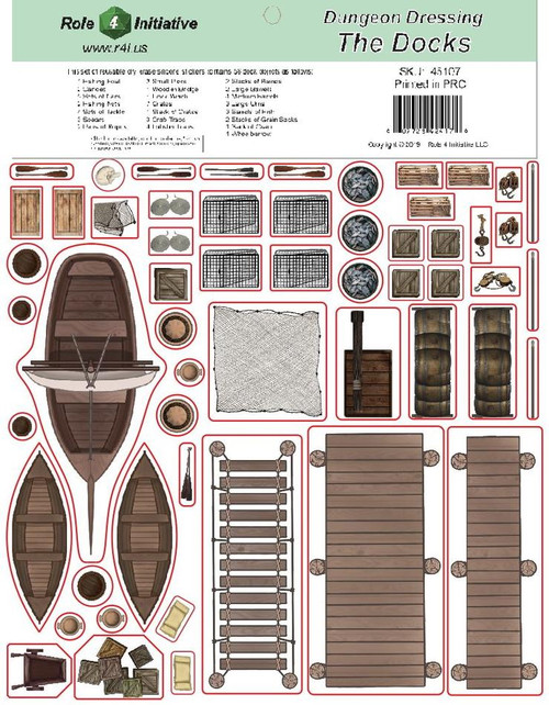 Dungeon Dressing Docks