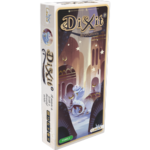 Dixit: Revelations (Sold Out)