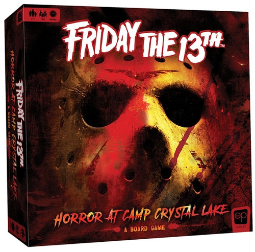 Friday the 13th: Horror at Camp Crystal (Sold Out)