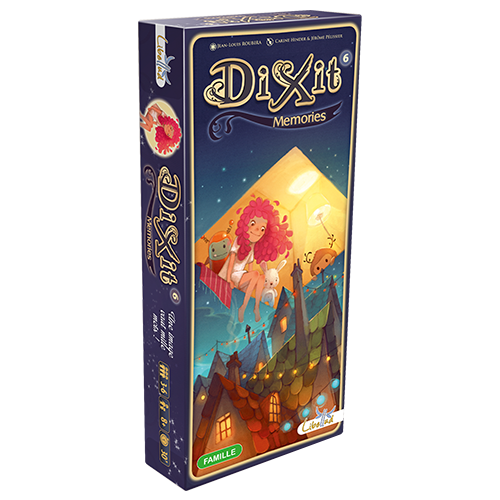 Dixit Memories (Japanese animation) (Sold Out)