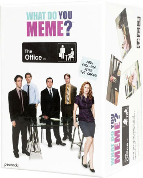 What Do You Meme? The Office