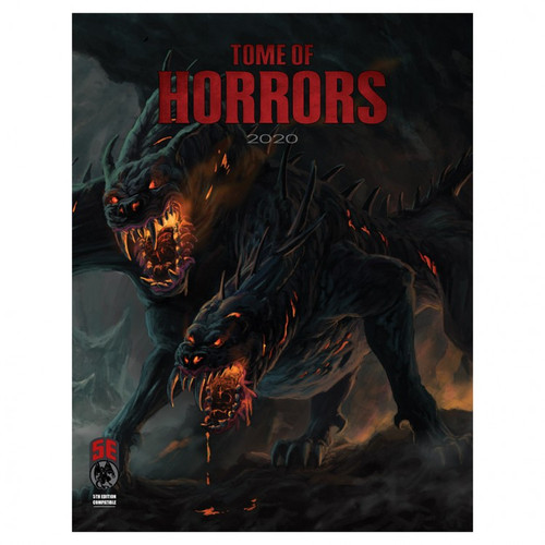 Tome of Horrors 2020 cover