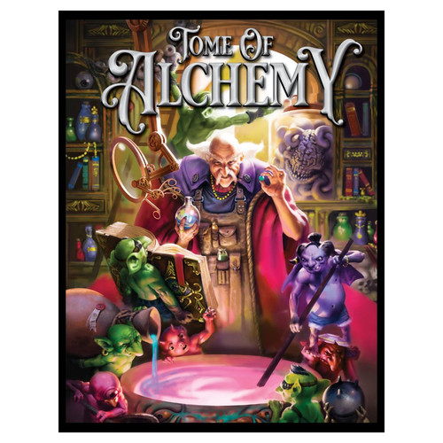 Tome of Alchemy cover